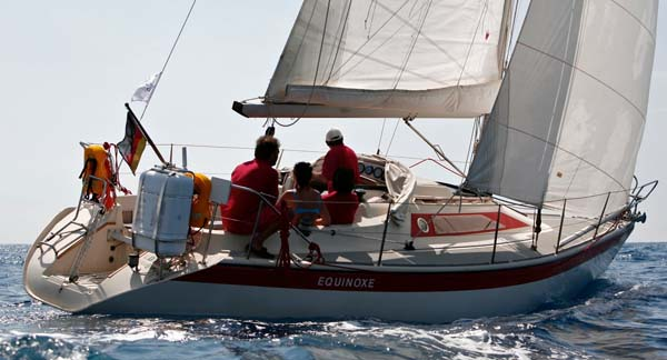 Equnioxe in regatta 2